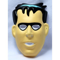 Vintage Robin Batman the Animated Series Halloween Mask Rubies 1993 PVC Y024
