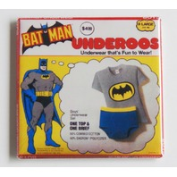 Batman Underoos package cover comic book cartoon retro FRIDGE MAGNET K6