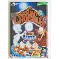 Count Chocula casper cereal box FRIDGE MAGNET casper marshmallows halloween F5