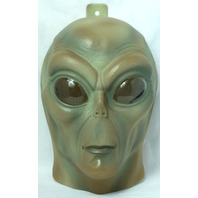 Large Alien Head Halloween Mask SciFi Space Area 51 Roswell Greys Y046