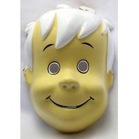 The Flintstones Bamm Bamm Halloween Mask Large Adult Size Hanna Barbera Y061