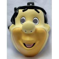 Fred Flintstone Halloween Mask Rubies The Flintstones Hanna Barbera Y138