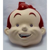 Rusty Boy Robot Vtg Halloween Mask Rubies Big Guy Frank Miller Comic Books
