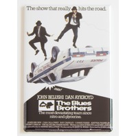 The Blues Brothers movie poster FRIDGE MAGNET retro 80s refrigerator magnet N10