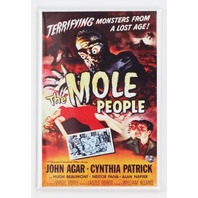 The Mole People movie poster FRIDGE MAGNET retro 50s monster sci fi film