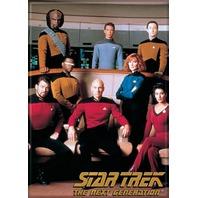 Star Trek The Next Generation FRIDGE MAGNET Jean Luc Picard The Enterprise H16