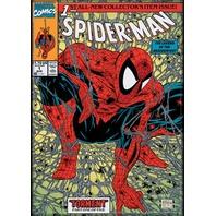 Marvel Comics McFarlane Spiderman #1 FRIDGE MAGNET The Avengers K17
