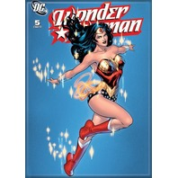 Wonder Woman #5 FRIDGE MAGNET DC Comics Justice League Comic Book I31