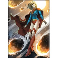 DC Comics Supergirl FRIDGE MAGNET The Justice League Superman Pinup Girl I33