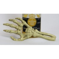 Cast Iron Skeleton Hand Bottle Opener Beer Bottle Cap Bar Decor