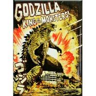 Godzilla King of the Monsters FRIDGE MAGNET Sci Fi Monster Movie Poster ATAM S13