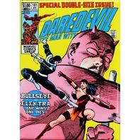 Marvel Comics Daredevil FRIDGE MAGNET Comic Book Bullseye Elektra #181 ATAM