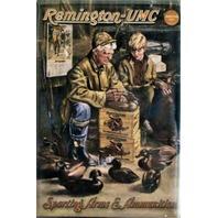 Remington UMC Sporting Arms & Ammunition FRIDGE MAGNET Rifle Gun DESM