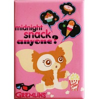 Gremlins Midnight Snack Anyone? MAGNET Classic Movie 1980s Gizmo Pet ATAM