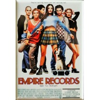 Empire Records Movie Poster FRIDGE MAGNET Cult Classic Liv Tyler 90's