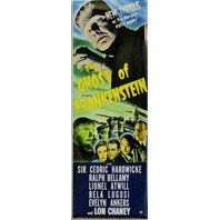 Ghost of Frankenstein Movie Poster FRIDGE MAGNET Lon Chaney Universal Monster Classic Horror Film