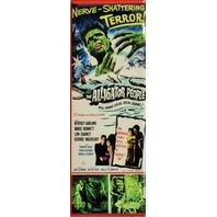 Lon Chaney The Alligator People Movie Poster FRIDGE MAGNET Classic Horror Film