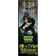 Swamp Thing Movie Poster FRIDGE MAGNET 1980s DC Comics Comic Book LB9