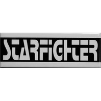 Star fighter Arcade Marquee FRIDGE MAGNET Video Game Vintage Style Ad 1980's LJ2