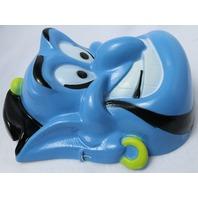 Vintage Walt Disney Aladdin Genie Halloween Mask Rare CeSar Costumes