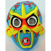 Vintage Zombie Monster Halloween Mask Monster Costume Devils Rejects Hills Have Eyes