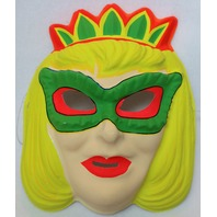 Vintage queen Masque Halloween Mask Tiara Domino mask