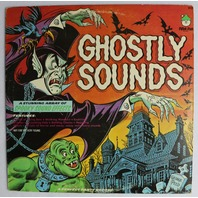 Vintage Ghostly Sounds Halloween Music Record Haunted House Sound Effects  Peter Pan