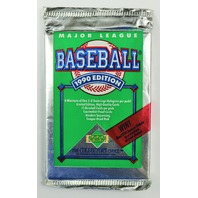 Vintage 1990 Upper Deck Baseball Trading Cards MLB 90 Major League Collectors