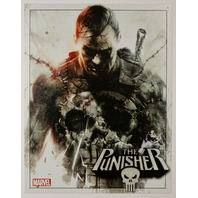 Marvel Comics The Punisher Tin Sign Frank Castle Comic Book Hero