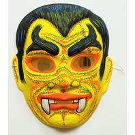 Vintage Dracula Vampire Halloween Mask Topstone Universal Monster