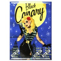 Black Canary Bombshell FRIDGE MAGNET Comic Book DC Comics Batman Flash