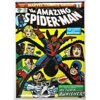 The Amazing Spiderman FRIDGE MAGNET Comic Book Marvel Punisher