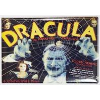 Dracula Bela Lucosi 1931 Movie Poster FRIDGE MAGNET Vampire Monster