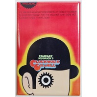 Stanley Kubricks Clockwork Orange Movie Poster FRIDGE MAGNET