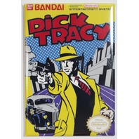 Nintendo Dick Tracy Video Game Cartridge FRIDGE MAGNET Vintage Style Arcade