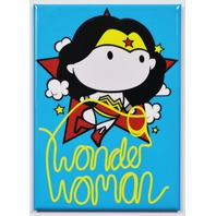 Wonder Woman  FRIDGE MAGNET DC Comics Justice League Cartoon Comic Book Hero