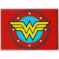 Wonder Woman  Logo FRIDGE MAGNET DC Comics Justice League Comic Book Hero