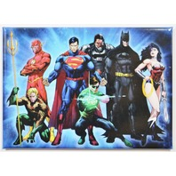 Justice League FRIDGE MAGNET DC Comics Superman Batman Flash Wonder Woman