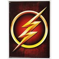 The Flash Logo FRIDGE MAGNET DC Comics Justice League TV Series