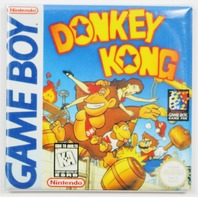 Nintendo Game Boy Donkey Kong  Fridge Magnet Video game Mario Brothers