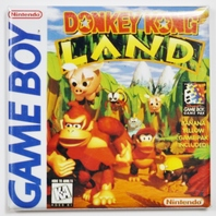 Nintendo Game Boy Donkey Kong Land Fridge Magnet Video game Mario Brothers