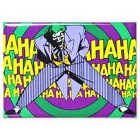 The Joker FRIDGE MAGNET Comic Book DC Comics Batman Animated Series