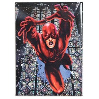 Daredevil FRIDGE MAGNET Comic Book Marvel Comics Book Superhero Heroes O16