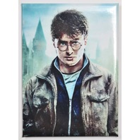 Harry Potter  FRIDGE MAGNET Deathly Hollows Wizard Muggle Fantastic Beast