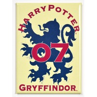 Harry Potter Gryffindor FRIDGE MAGNET Wizard Muggle Fantastic Beast