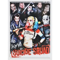 Suicide Squad Joker Harley Quinn FRIDGE MAGNET DC Comics Batman