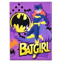 Batgirl FRIDGE MAGNET DC Comics Batman Animated Series Bat Signal F30