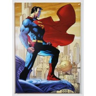 Superman Man of Steel Daily Planet FRIDGE MAGNET Clark Kent Justice League