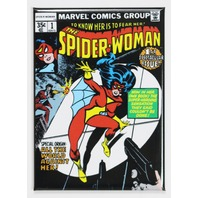 The Spider Woman #1 FRIDGE MAGNET Marvel Comics Spiderman Spiderwoman