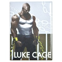 Luke Cage Power Man FRIDGE MAGNET Marvel Comics Avengers